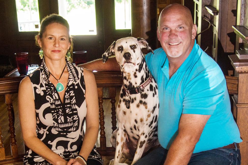 Meet the Neighbors: Joel & Amber Tipton of Helena-West Helena