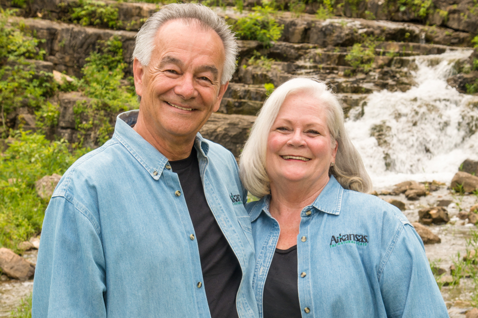 Meet the Neighbors: Pat and Wayne Clary of Cherokee Village