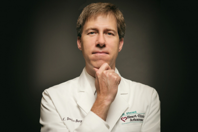 Ask the Expert: Dr. Doug Borg of CHI St. Vincent Heart Clinic