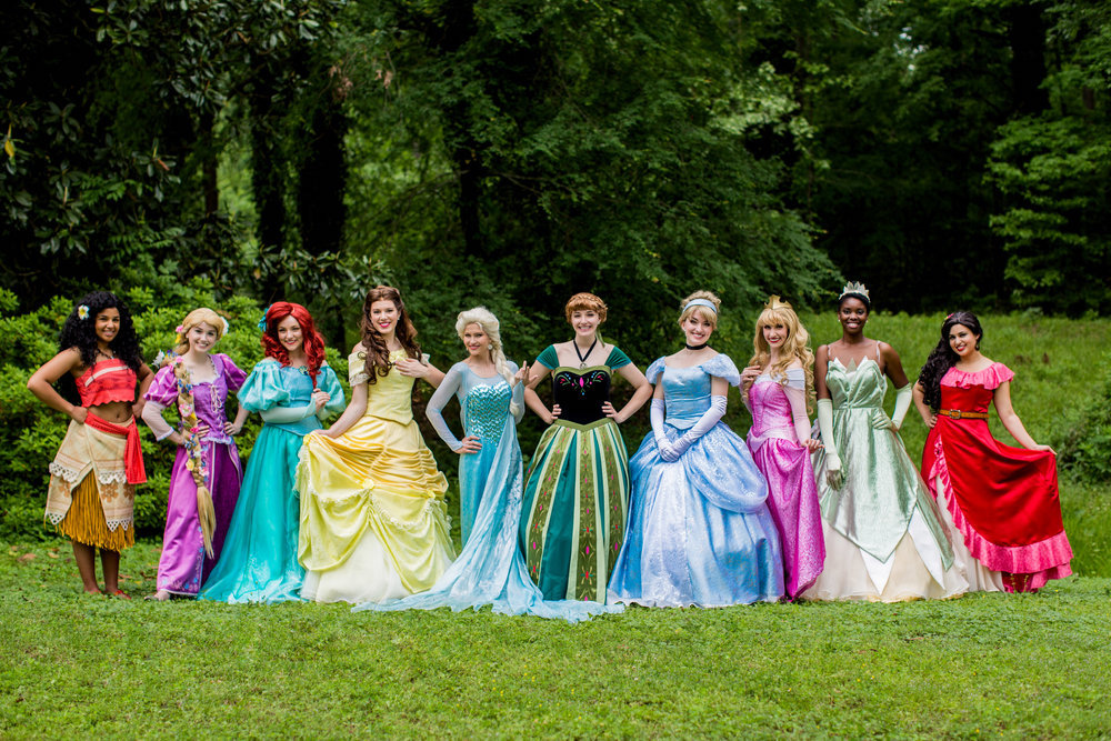 Fairytale Princess Ball Happening in Little Rock | Little ...