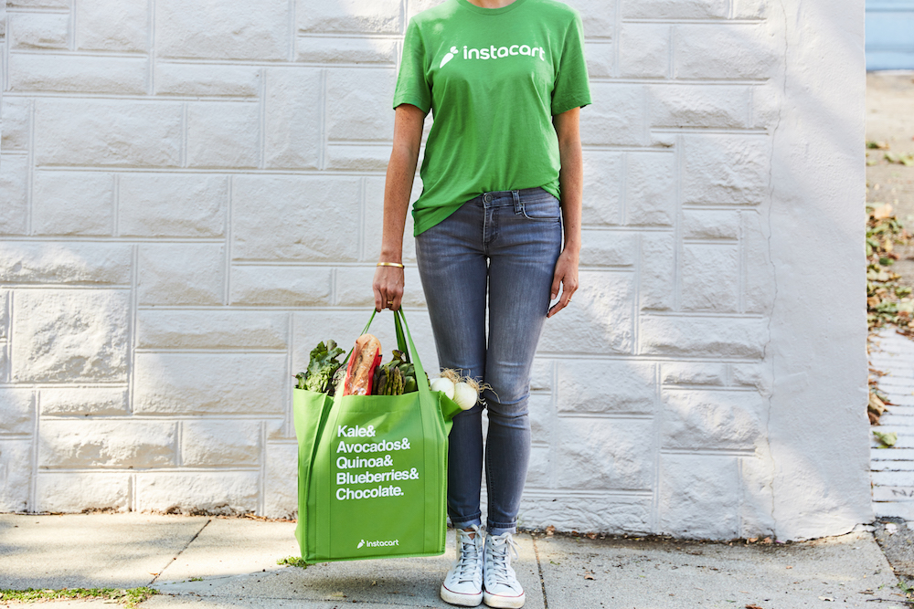 Instacart grocery delivery service