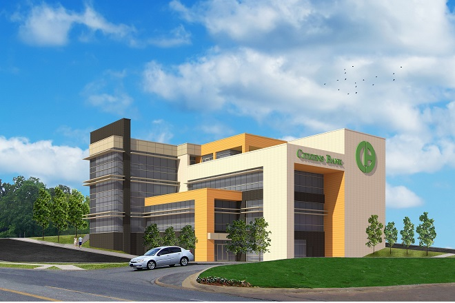 Citizens Bank To Break Ground on New Headquarters