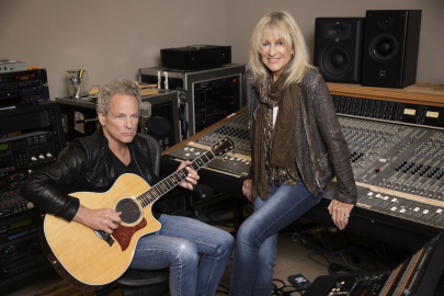 Fleetwood Mac's Lindsey Buckingham and Christine McVie to Perform at Robinson Center