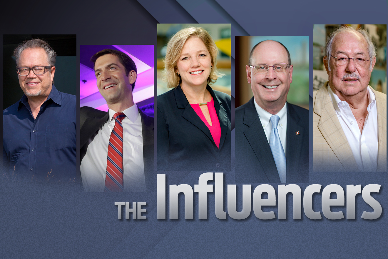 The Influencers: 5 Leaders Behind the Framework of Arkansas