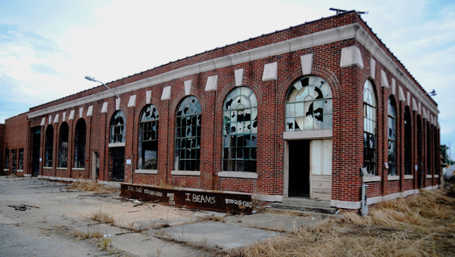 Awesome Developers Seek Creative Buyer For Old Paragould Power Plant