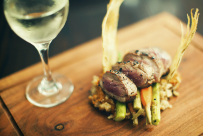 Heritage Grille Steak & Fin Debuts New Menu
