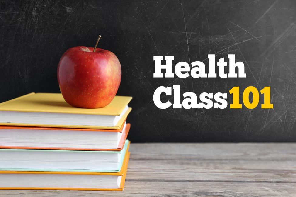 health class apple books school chalkboard illustration