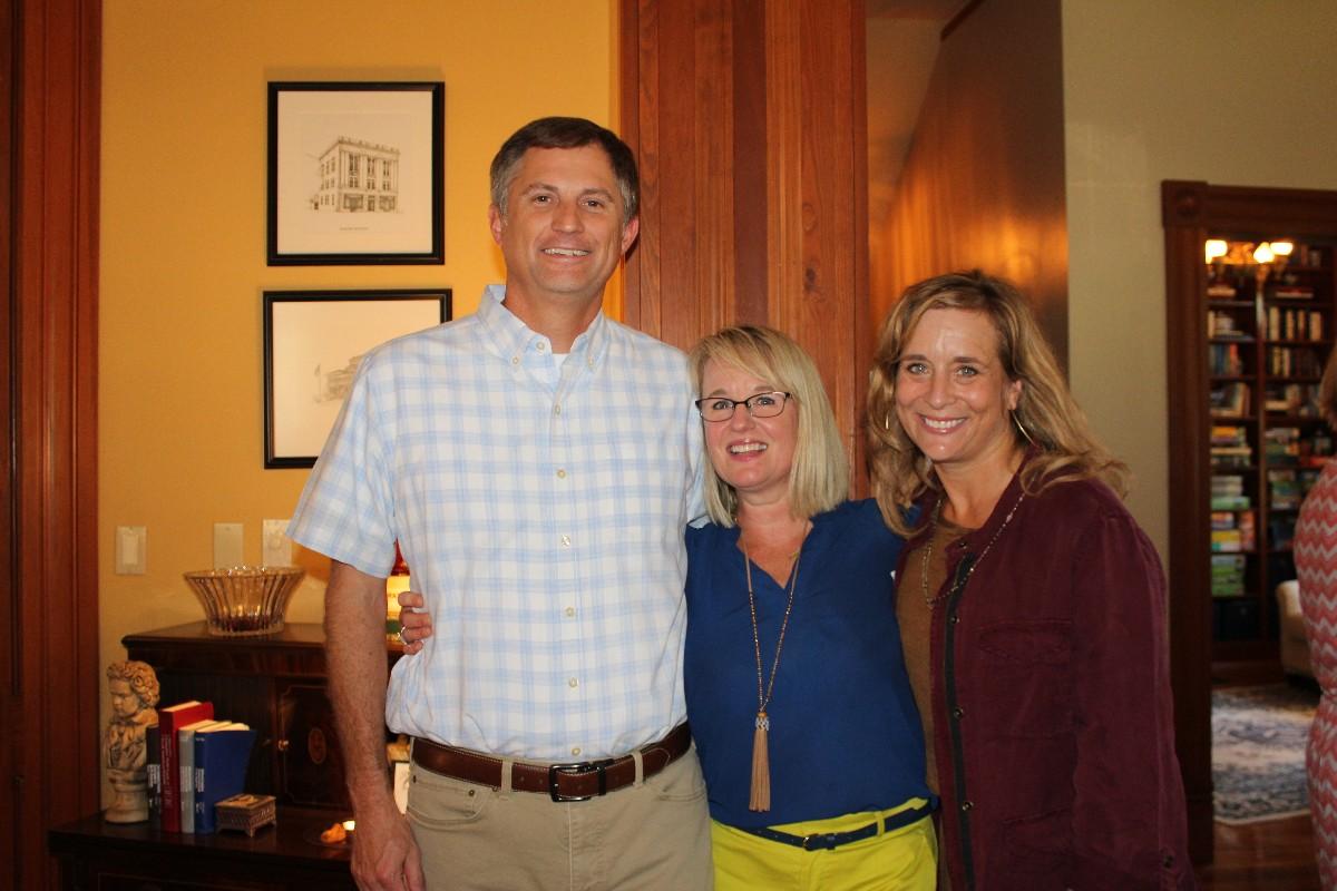 Brent and Mollie Birch, Wendy Rogers-Rasch