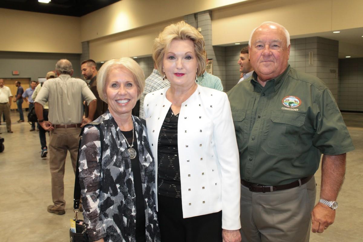 Margie Martin, Susan Hutchinson, Bobby Martin