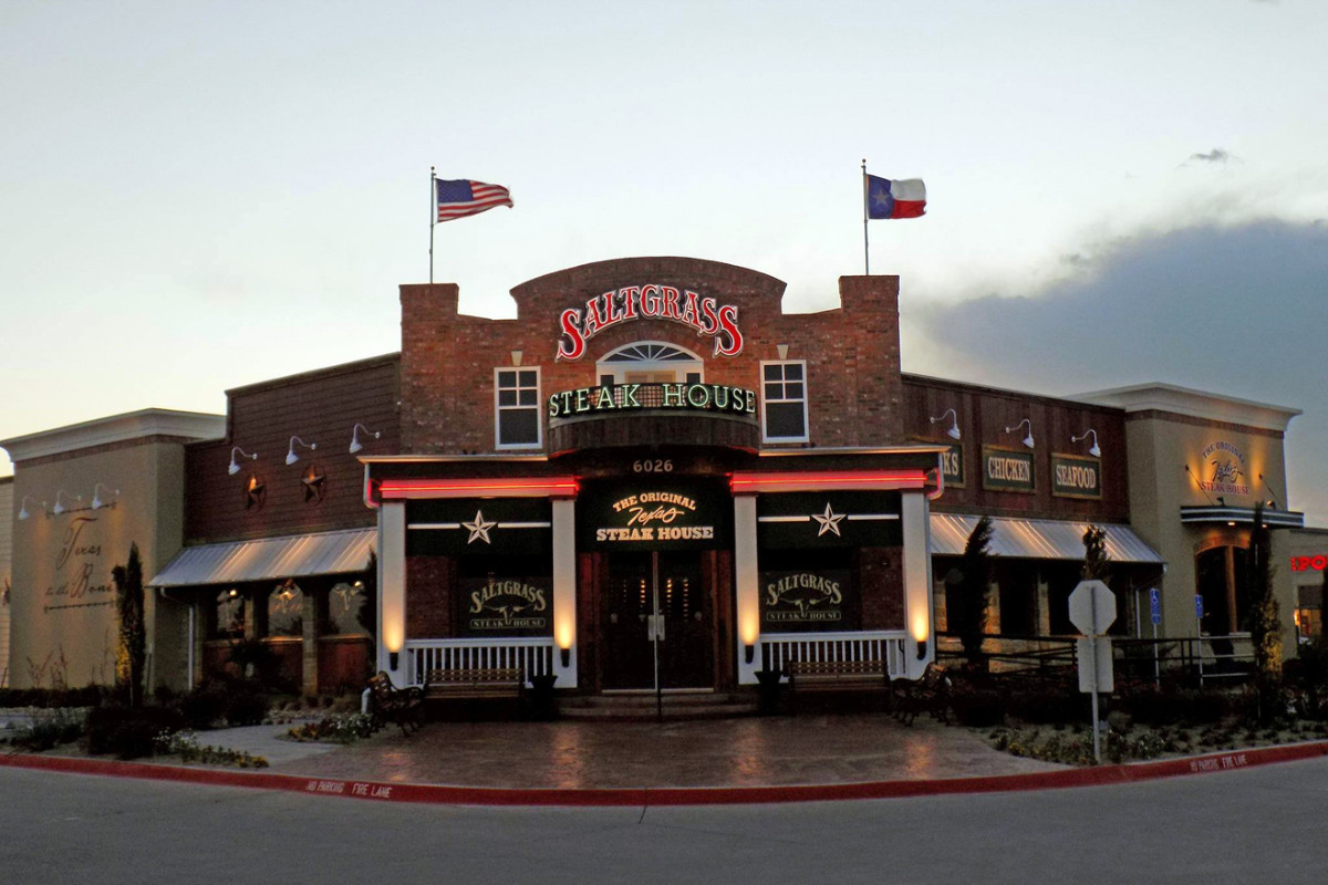 saltgrass steak house plans 2 locations in central arkansas