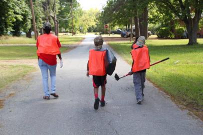 Volunteer in Local Cleanups to Help 'Keep Arkansas Beautiful'