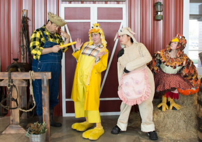 Children's Theatre Season Opens With 'Giggle, Giggle, Quack'