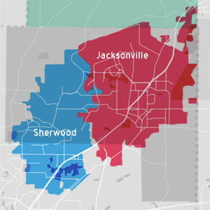 Jacksonville, Sherwood Leaders to Vote on Alcohol Election