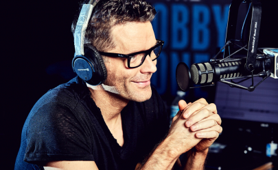 Bobby Bones, Johnny Mathis Announce Shows at Robinson Center