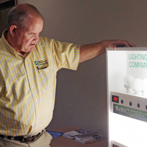 A Champion of Solar Rises In South: Ouachita Electric