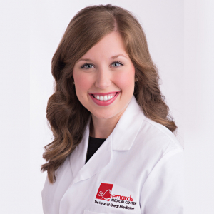 Physician Mallory Hurst Hired at St. Bernards Healthcare  (Movers & Shakers)