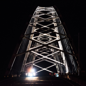 New Broadway Bridge Up for Transportation Award