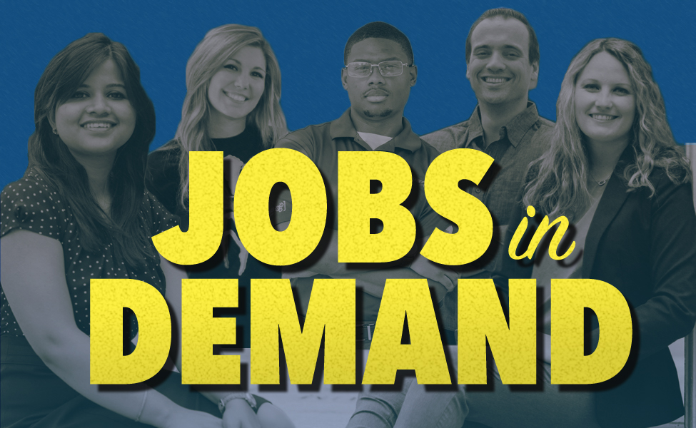 Jobs In Demand: Inside 5 Industries With Real, Young Professionals