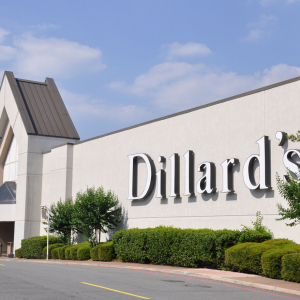 Total Compensation Falls for Dillard Family Members