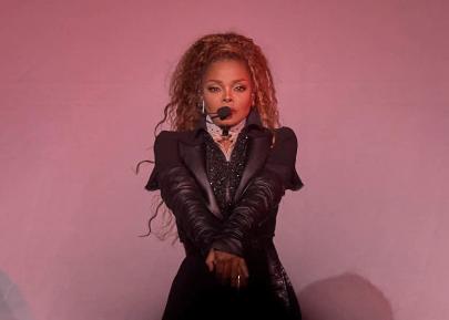 Photos: Janet Jackson at Verizon Arena
