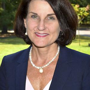 UA System Names Gina Terry as CFO