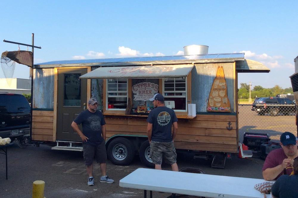 Cypress Knee Food Truck