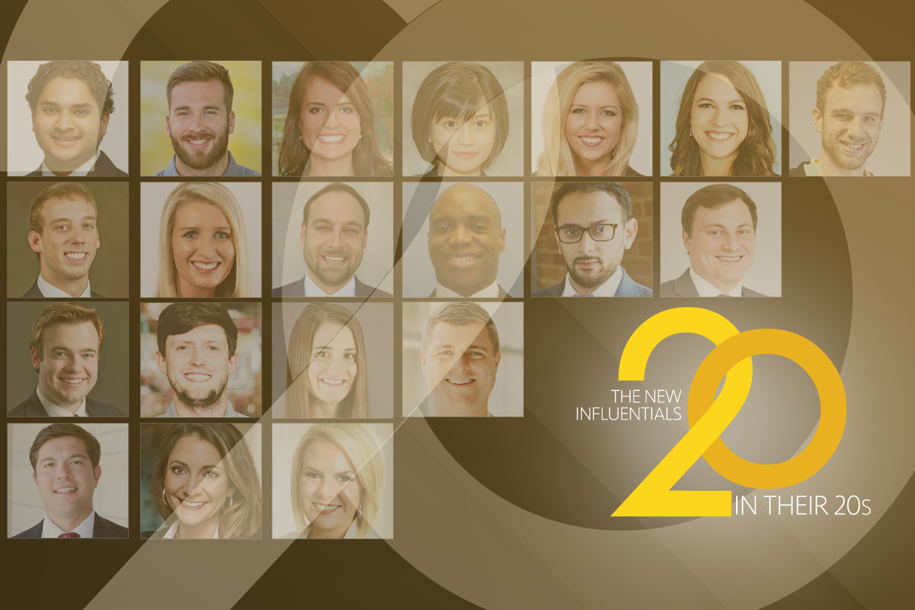 20 in Their 20s: New Influentials of 2017 Take Courage, Drive and Heart to Every Corner of Arkansas