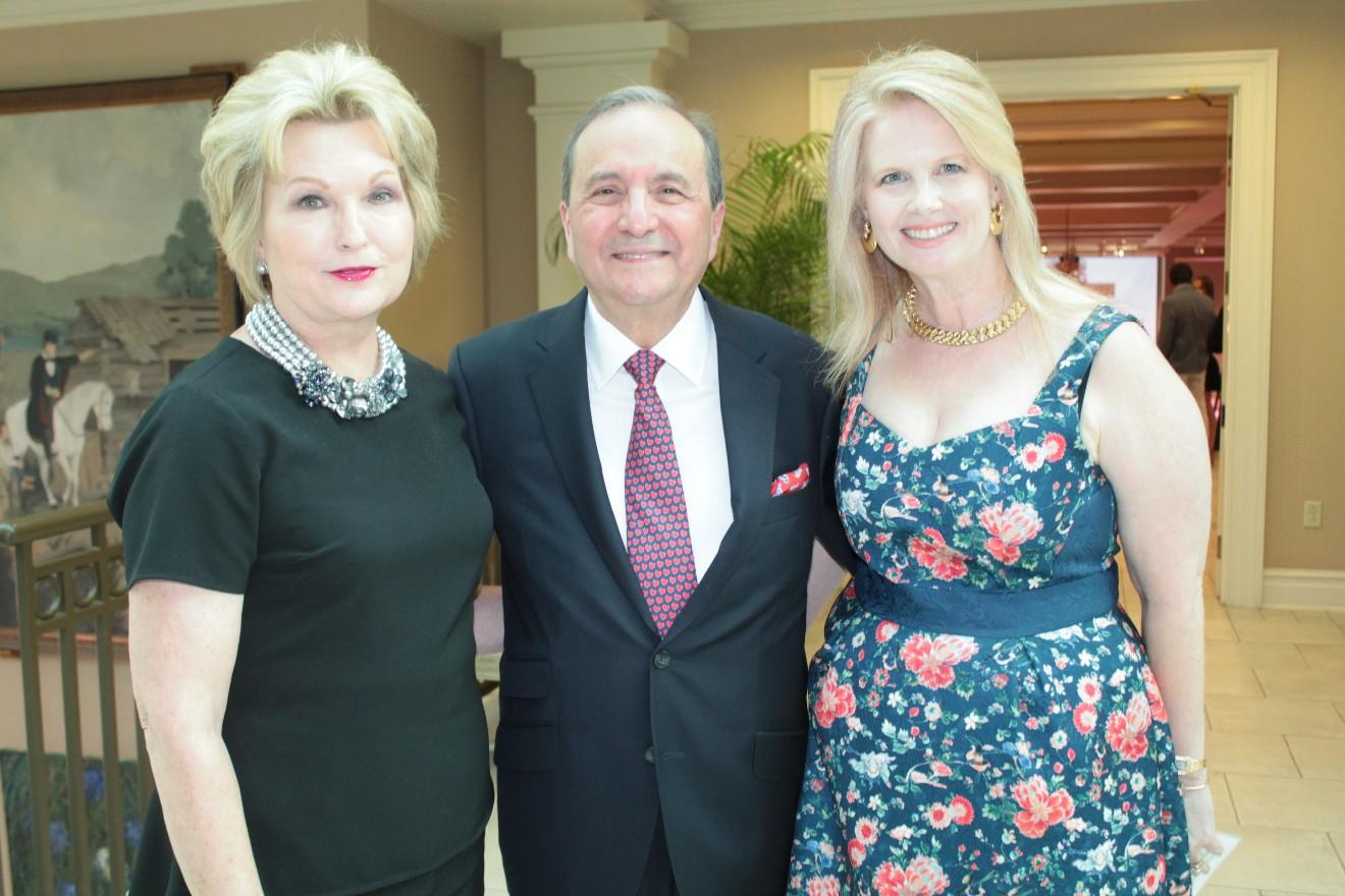 Susan Hutchinson, Dr. Ricardo and Eileen Sotomora