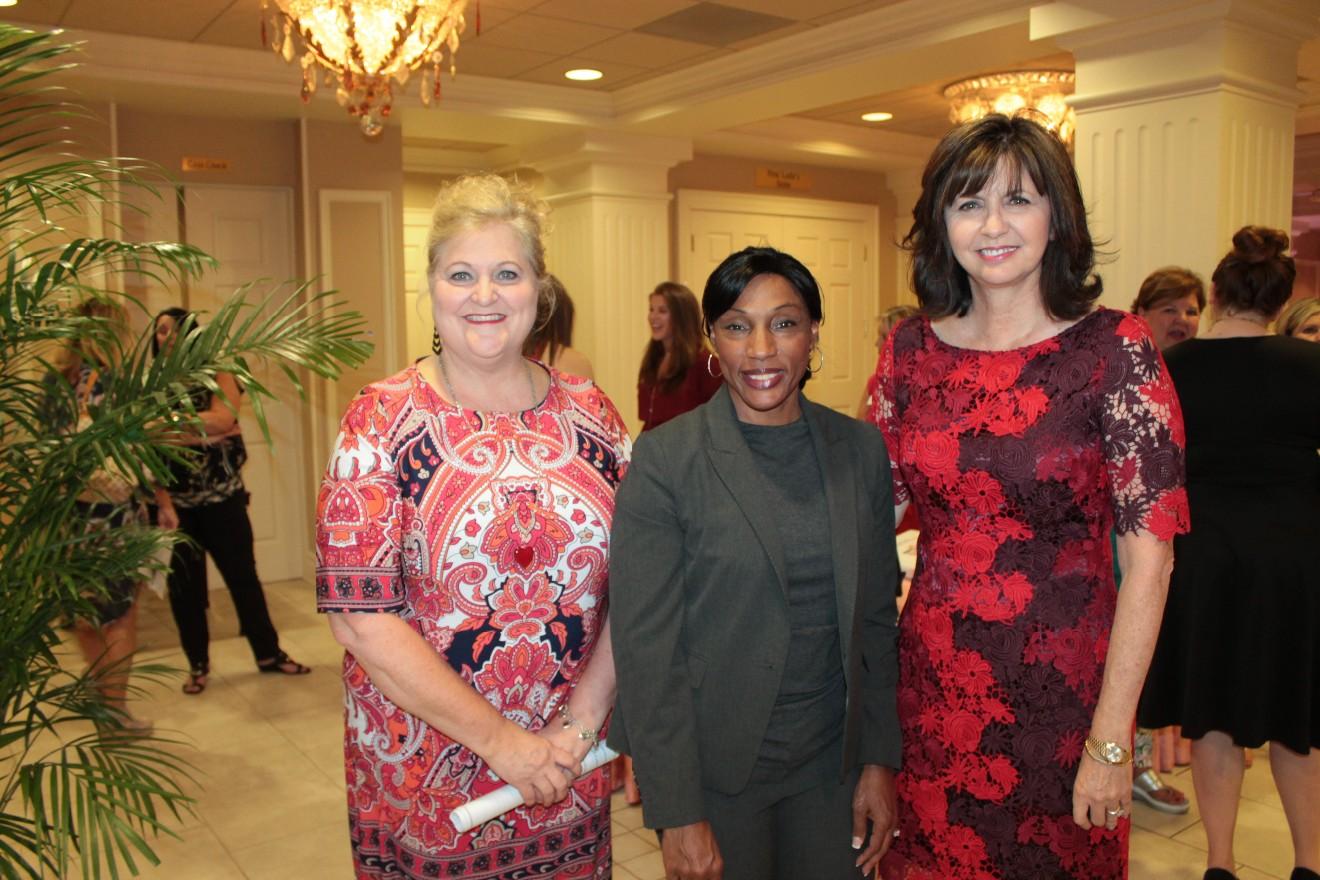 Tammy Quick, Doris Washington, Joyce Taylor