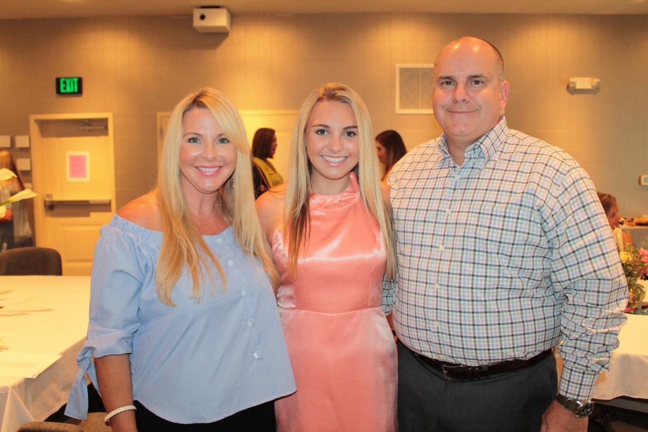 Heather Morden, McKinley Morden, Shane Morden