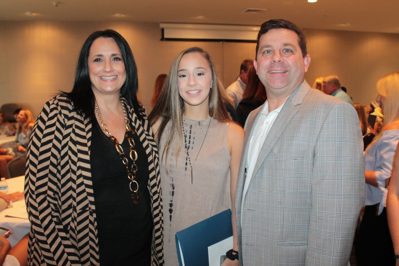 Stacey Hines, Whitney Hines, Lance Hines
