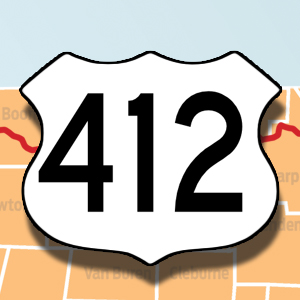 Business Leaders, Officials Hope for U.S. 412 Expansion