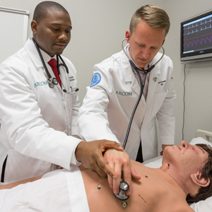 New Arkansas College of Osteopathic Medicine a High-Tech Wonder