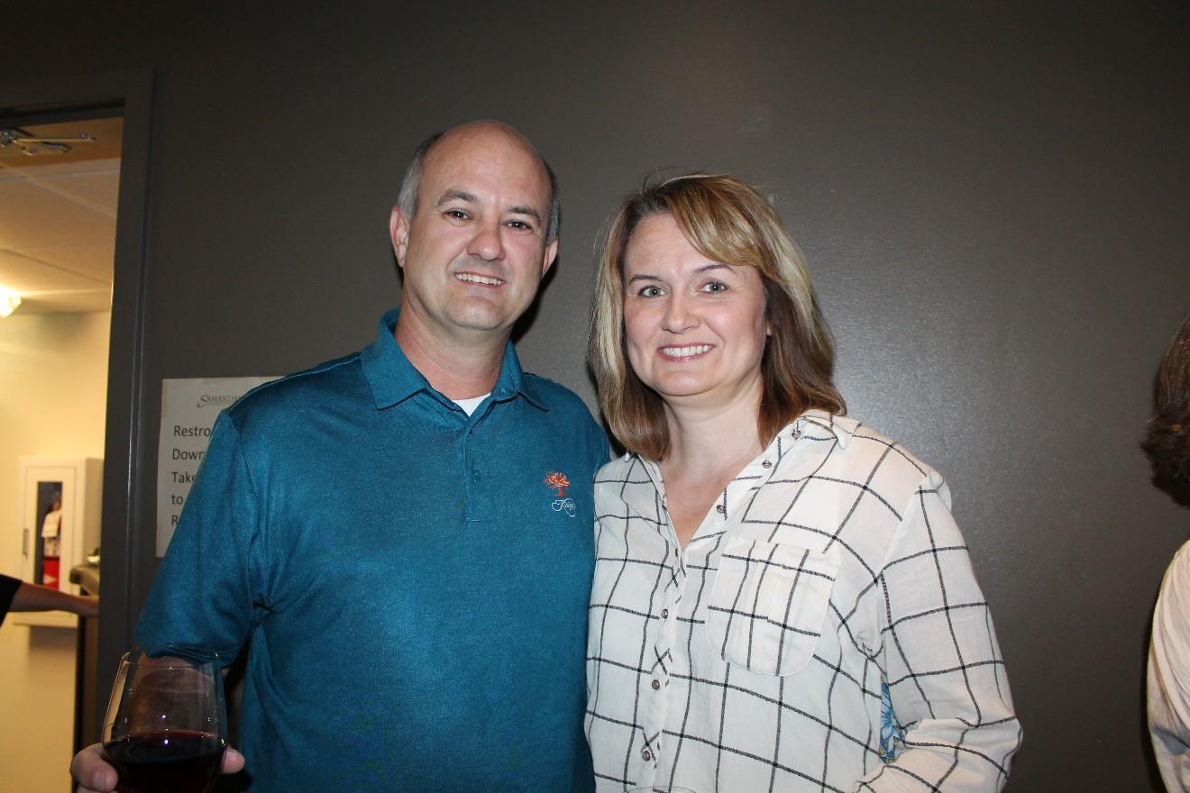Brian and Jenny Kubacak