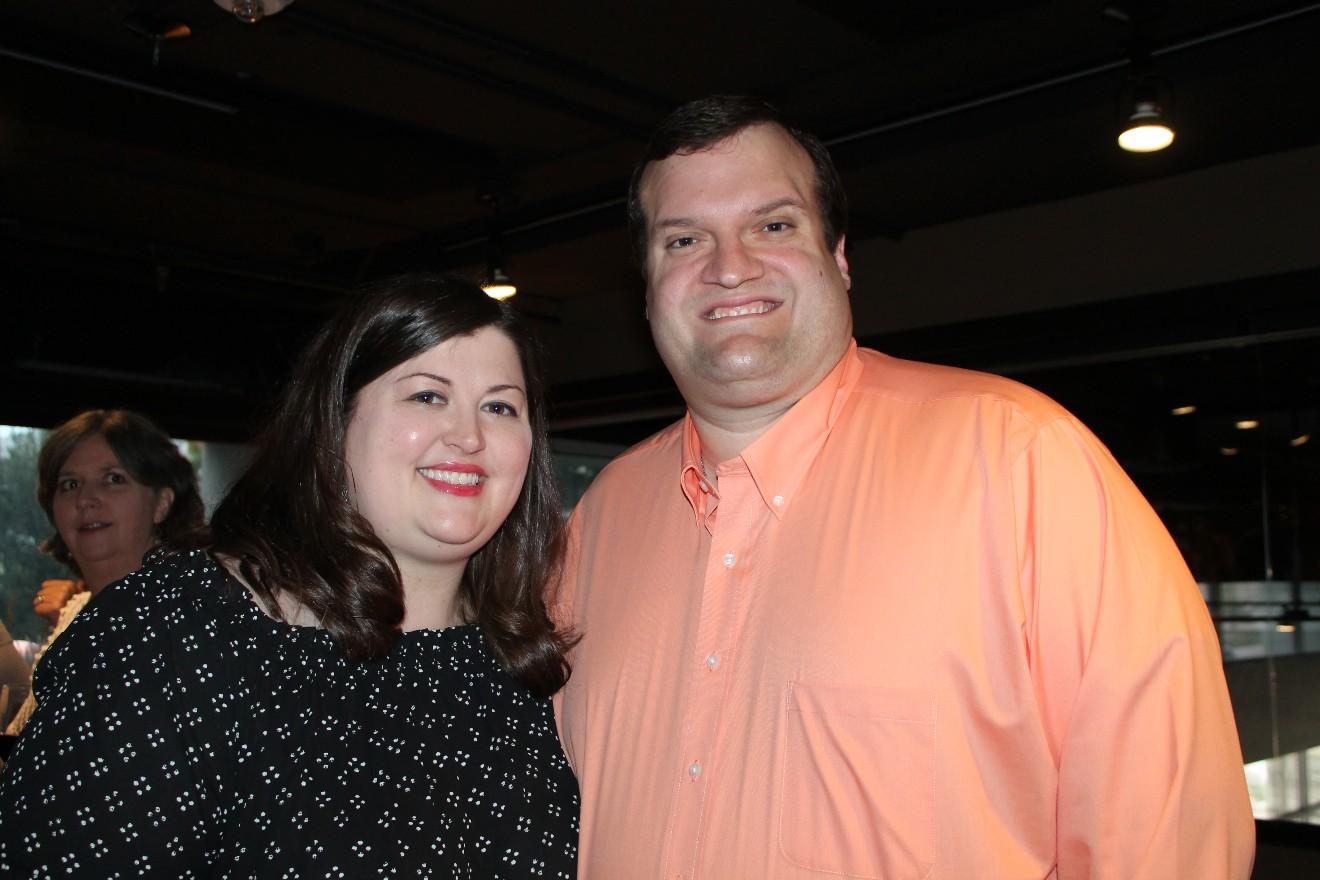 Laura and Mark Olsen