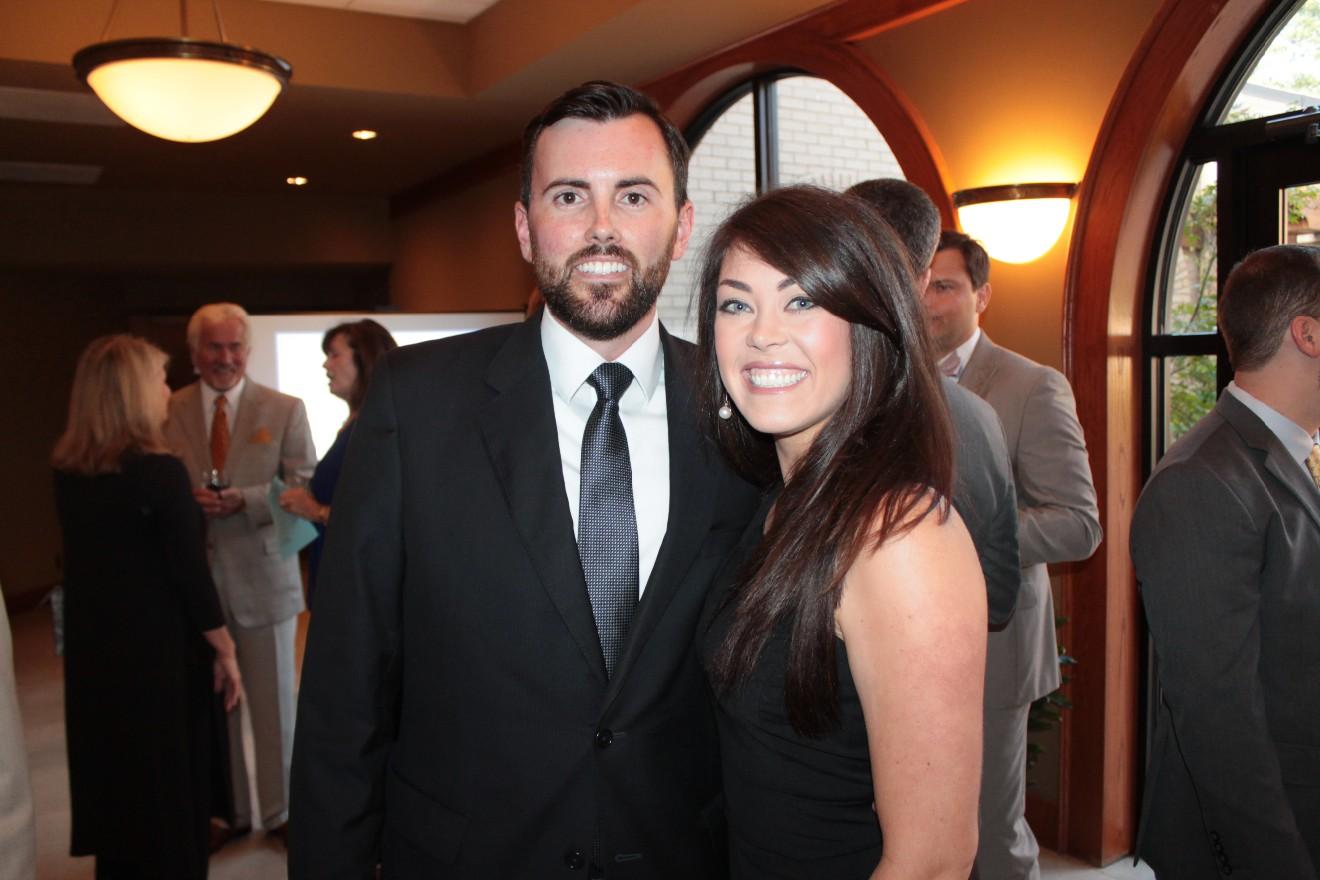 Steven and Emily Lamm