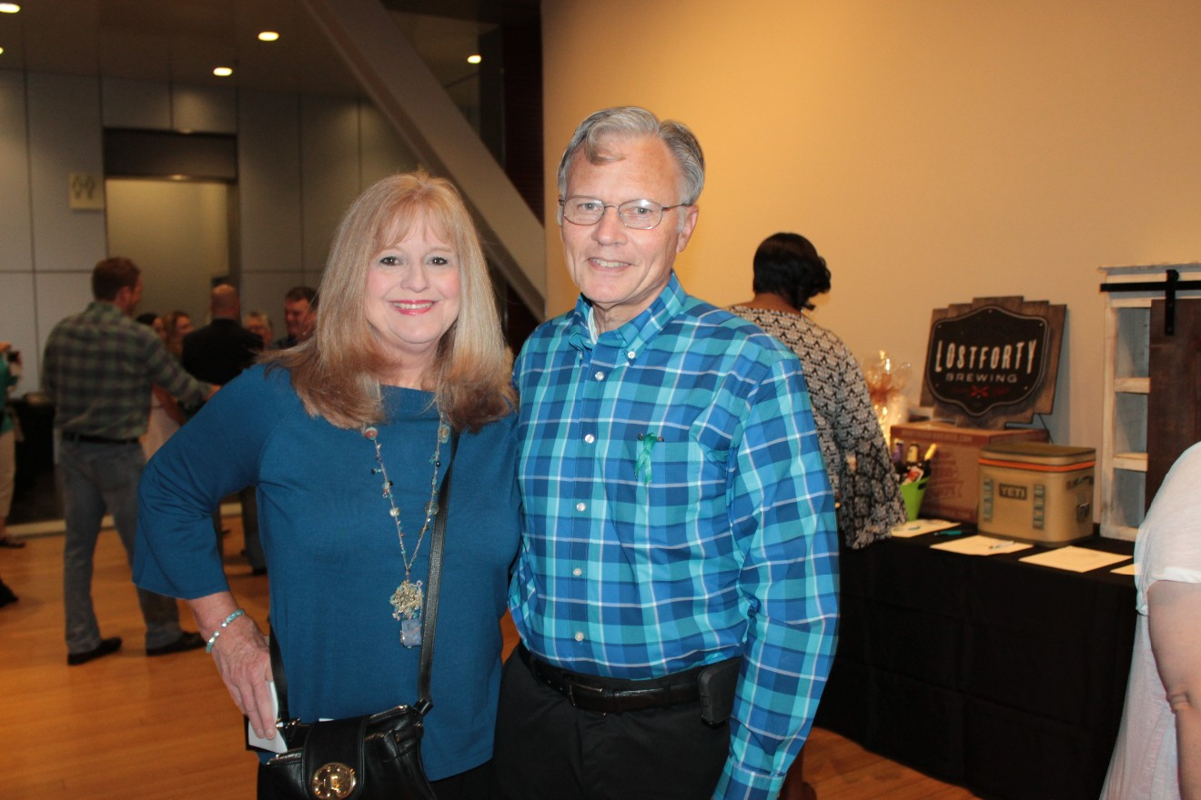 Cindy and Dr. Lawrence Bandy
