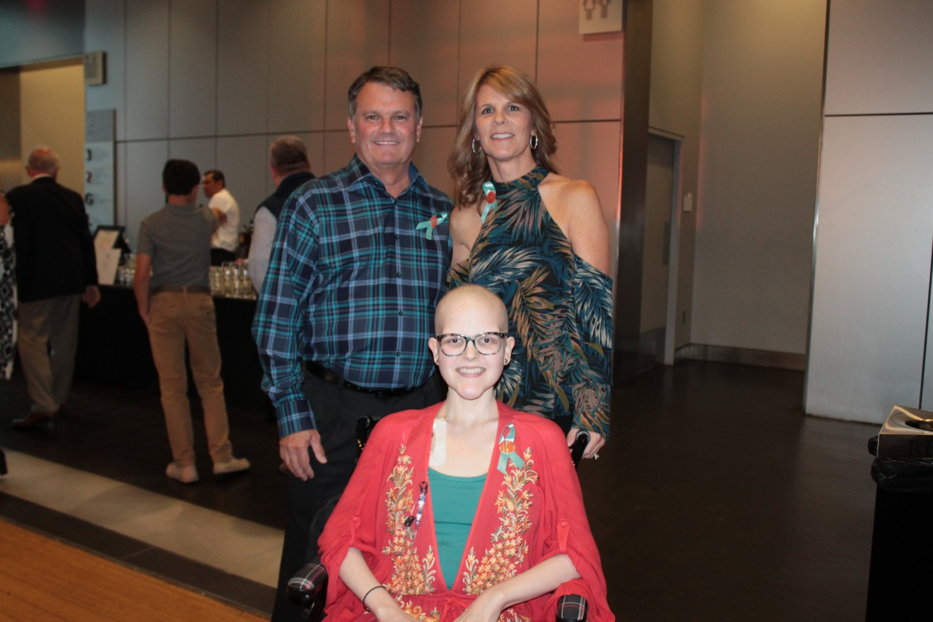 Brad and Sherri Fryar, Taryn Claassen