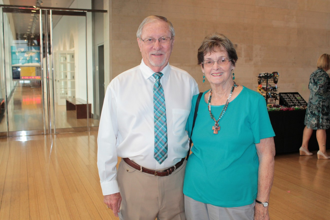 Doyle and Mary Shields