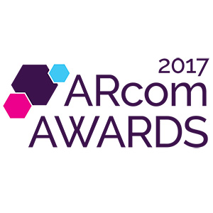 Ghidotti, Mangan Holcomb Top ARcom Awards