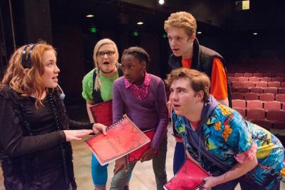 'Goosebumps the Musical' to Haunt Arkansas Arts Center Children's Theatre