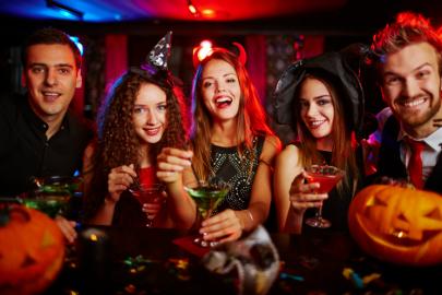 Hope Rises Hosts Second Annual Halloween Bash