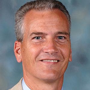 Brett Powell of Henderson State University (Finalist: Education CFO)