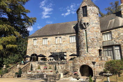 Date Morning: Brunch at The Castle on Stagecoach