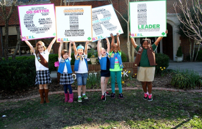 SPONSORED: 4 Ways Your Daughter Can Grow as a Girl Scout