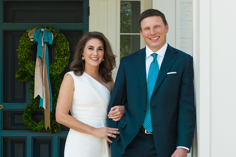 Tabietha And Bill Dillard Iii Join Our House In Mission To Head Off