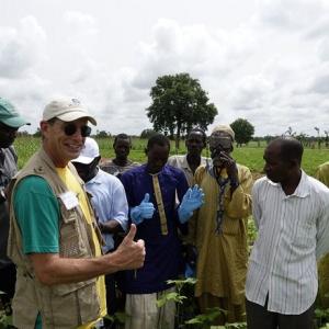 UA Pesticide Expert Asks Congress to Continue Funding Farmer-to-Farmer Program