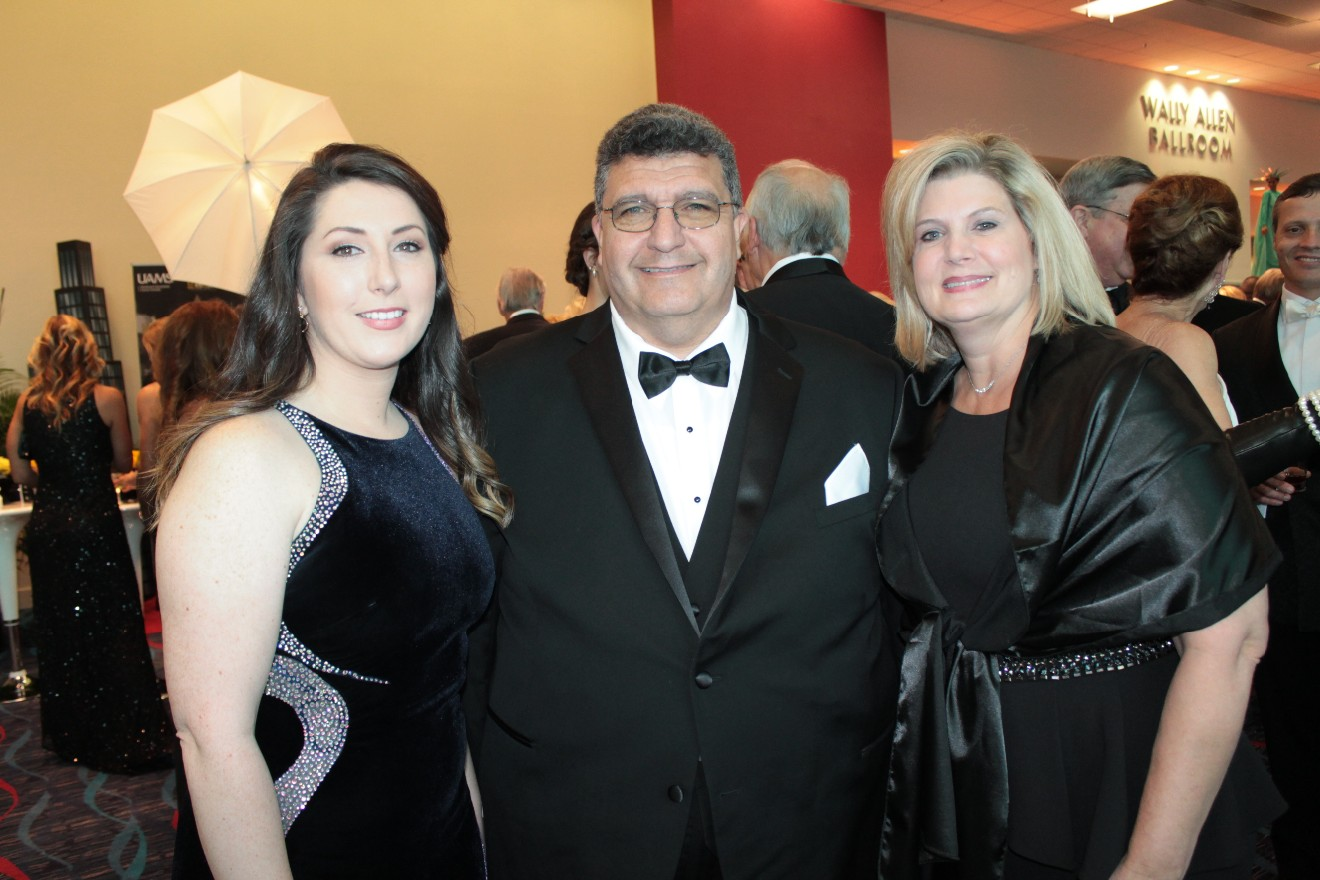 Kelsey Lawrence, Anthony and Carla Robeson