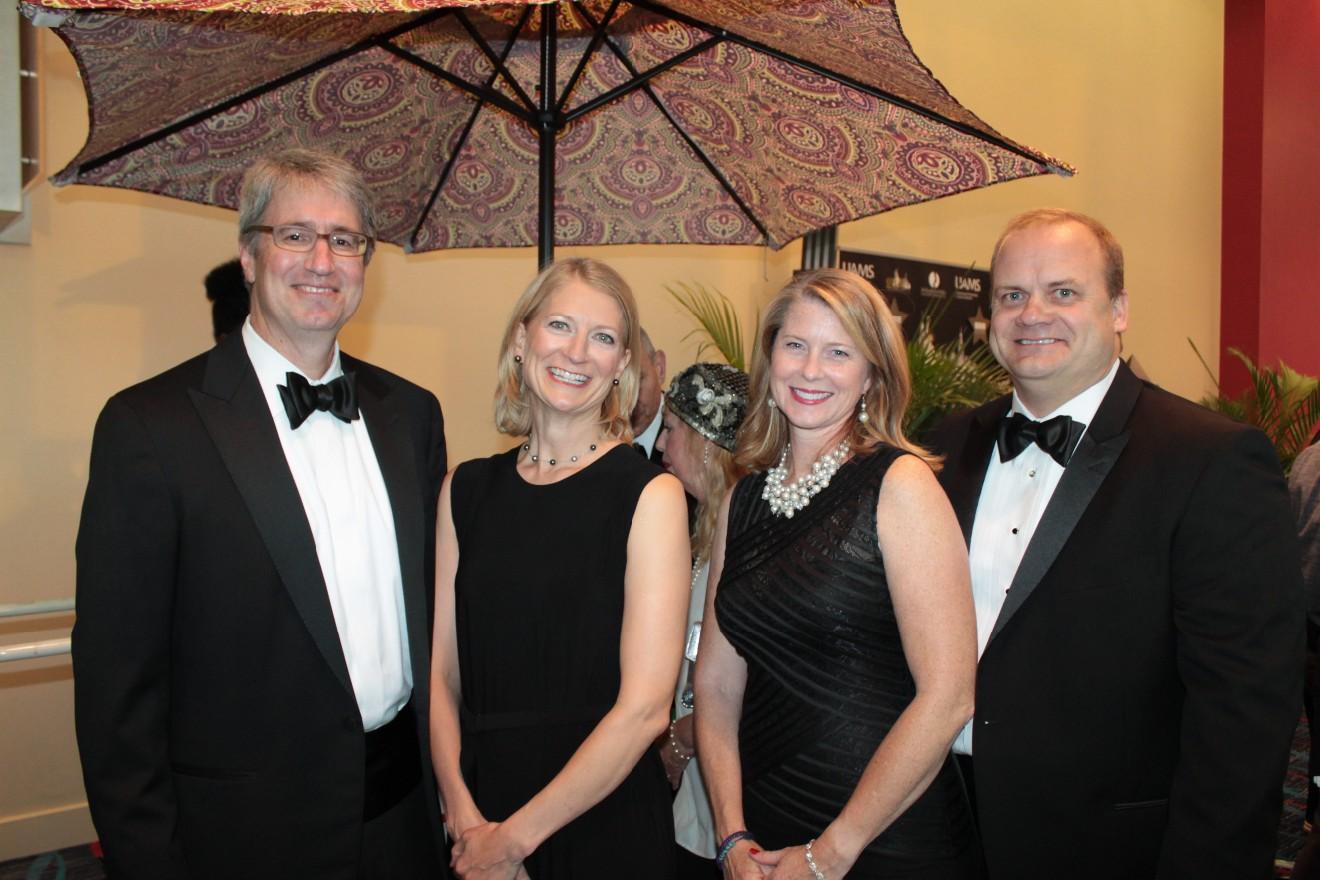 Tod (Cq) Chochran, Holly Larkin, Karen and John Lammers