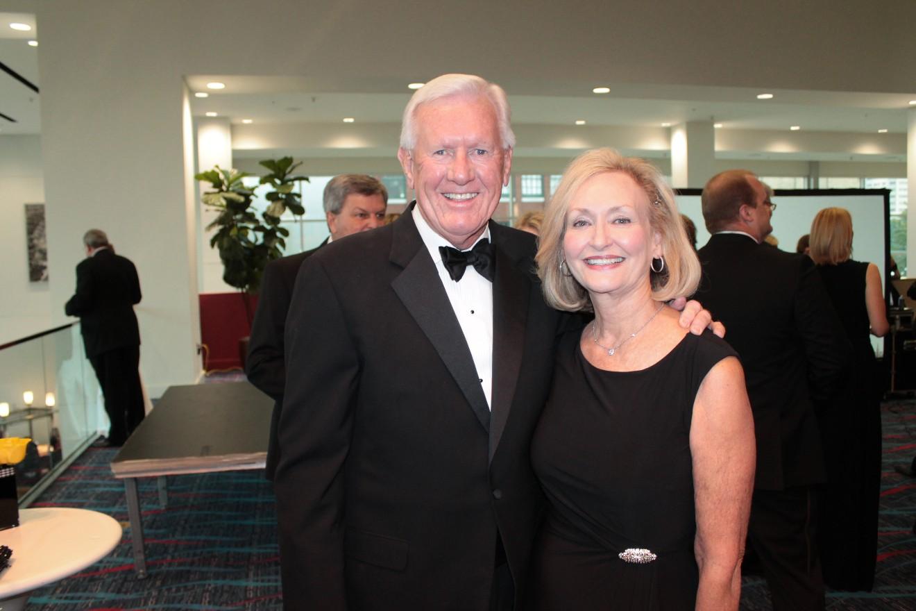 Ben and Janet Hyneman